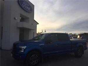 2015 FORD F150 FX4
