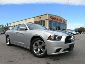 2012 Dodge Charger SXT, CHROMES, A/C, BT, LOADED, 85K!