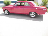 1965 CHEVY II 2dr 383 stroker