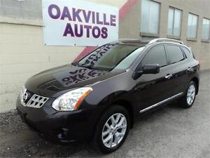 2012 Nissan Rogue SL AWD NAVIGATION LEATHER CAMERA SAFETY INCL