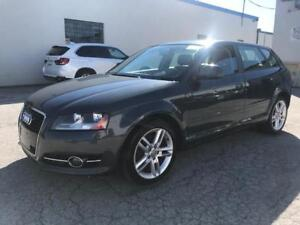 2010 Audi A3 2.0T NO ACCCIDENT, LOW KM only 81000km