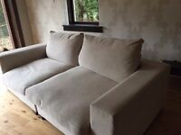2 Large Sofas. Collection Only