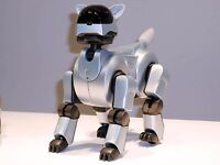 Sony Aibo ers 210 robot charger and energy station and battery WANTED