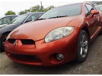 2006 MITSUBISHI ECLIPSE COUPE**LOW KILOMETERS**LOADED FEATURES!