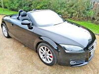 2012 AUDI TT CONVERTIBLE ROADTSER 1.8 TFSI PETROL 47K MLS PORCSHE BOXSTER BMW Z4