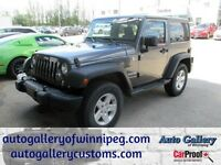 2014 Jeep Wrangler Sport 4X4 *Hard Top*