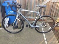 New cannondale 2017 road bike £650 o.v.n.o please