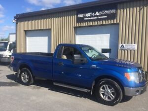 2009 Ford F150 XLT 4.6 litres boites 8 pieds, clean 8 mags,tires