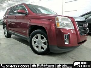 2010 GMC Terrain 4WD/CAM/BLUETOOTH/DEMARREUR/MAGS/COMME NEUF!