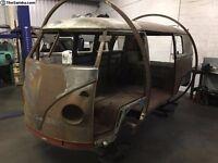 1964 VW Splitscreen Type 2 RHD Kombi Camper Project