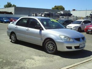 2005 Mitsubishi Lancer Silver Manual Sedan Embleton Bayswater Area Preview
