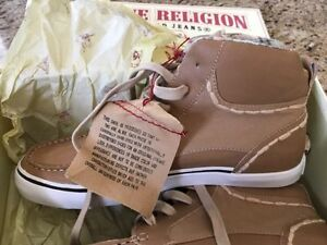 True Religion men's Shoes size 9 Brand new with tags Cambridge Kitchener Area image 2