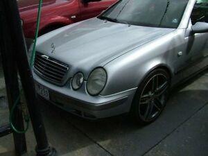 1999 Mercedes-Benz CLK320 AVANTGARDE Avantgarde 5 Speed Automatic Coupe Coburg North Moreland Area Preview