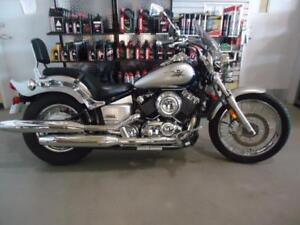 YAMAHA V-STAR 650 EXTRA CLEAN BAS MILLAGE