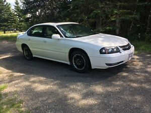 2004 Chevrolet Impala LS Sedan just like new inside