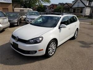 2014 Volkswagen Golf Wagon Highline IN MINT CONDITION