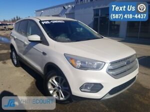2017 Ford Escape AWD SE Power Group Telescope Steering CD Player