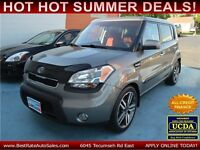 2011 Kia Soul 2.0L DOHC 16Valve With SUNROOF