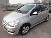 LHD 2009 Mercedes B200 2.0CDI Auto SPANISH REGISTERED