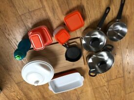 Various kitchenware, great condition