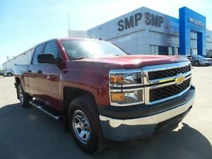 2014 Chevrolet Silverado 1500 2WT, remote keyless entry, Bluetoo