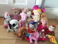 Soft Toys set 4
