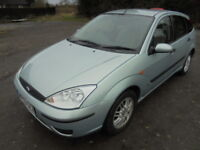 Ford Focus 1.6 LX (green) 2004