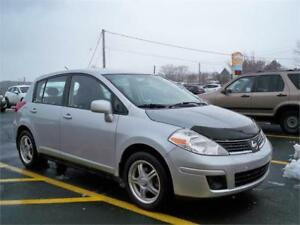 NICE! 2007 Nissan Versa 1.8 S - auto , HAS A NEW TIRES AND MVI