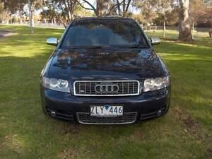 2003 AUDI S4 B6 QUATTRO V8 4.2LTR 4WD 5 SEATER SEDAN! Mordialloc Kingston Area Preview