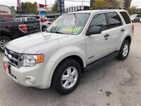 2008 Ford Escape XLT 4WD AWD 4X4 LEATHER....LOW KMS...MINT. City of Toronto Toronto (GTA) Preview