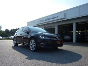 2017 Volkswagen Golf 5-Dr 1.8T Highline 6sp at w/Tip