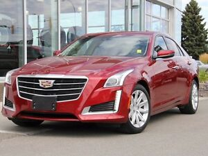 2015 Cadillac CTS Certified | Remote Start | All-Wheel-Drive | I