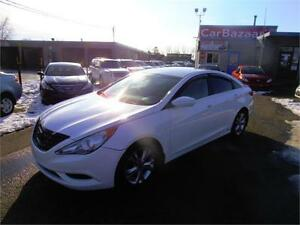 2011 HYUNDAI SONATA 4 CYL LOW PRICE EASY CAR FINANCING