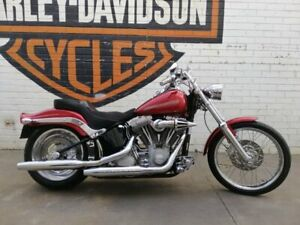 2008 Harley-Davidson SOFTAIL STANDARD 1584 EFI (FXSTI) Road Bike 1584cc Dandenong Greater Dandenong Preview