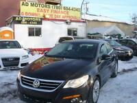 2010 VOLKSWAGEN PASSAT CC LEATHER 113K-100% APPROVED FINANCING