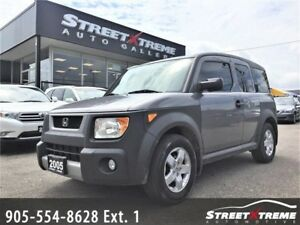 2005 Honda Element w/Y Pkg |AWD|AIR CONDITIONING|CRUISE CONTROL