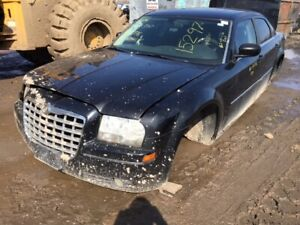 2008 Chrysler 300 just in for parts at Pic N Save!