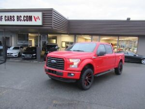 2016 Ford F-150 SUPERCREW SPORT - 3.5L ECOBOOST