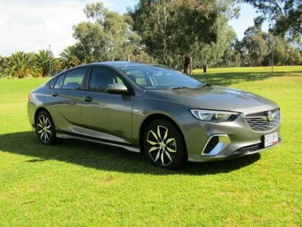 2017 Holden Commodore ZB MY18 RS Liftback AWD Grey 9 Speed Sports Automatic Liftback Murray Bridge Murray Bridge Area Preview