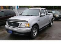2000 FORD F-150 SERIES LARIAT ** FLARESIDE ** ICE COLD AIR **