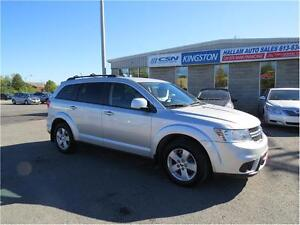 2012 Dodge Journey SXT, 7 Passenger, Bluetooth, Dual AIr Kingston Kingston Area image 1