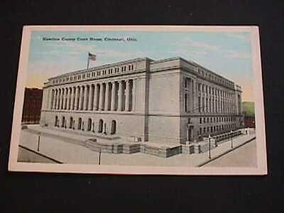 HAMILTON COUNTY COURT HOUSE, CINCINNATI, OHIO -
