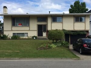 2 Storey Home Walking Distance to UFV, Elementary School, BusStp