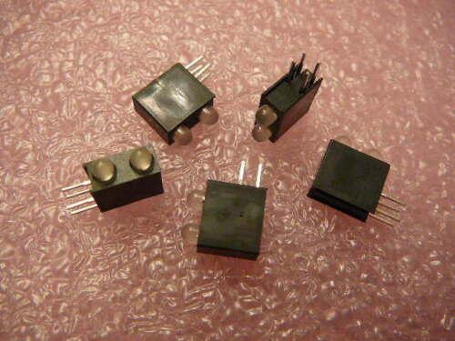 IDEA G578B/2YG LED Bi-Color 3mm PCB (LED) Array Yellow/Green  **NEW**  Qty.5
