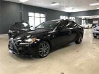 2015 Lexus IS 250*F-SPORT*NAV*BACK-UP CAM*VERY LOW KM*LIKE NEW* City of Toronto Toronto (GTA) Preview