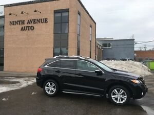 2014 Acura RDX Tech Package