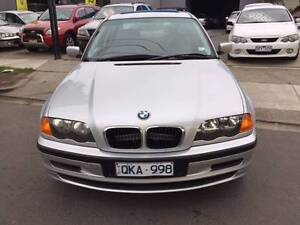 2000 BMW 3 Sedan Kingsville Maribyrnong Area Preview
