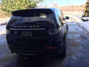 2015 Land Rover Discovery HSE Sport Luxury SUV, Crossover
