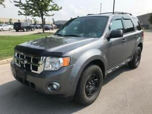 2012 FORD ESCAPE XLT|HEATED MIRRORS|ROOF RACK|AUXILIARY AUDIO IN