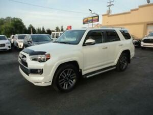 Toyota 4Runner 2017 Limited 4X4 Cuir Toit GPS 7 Pass a vendre
